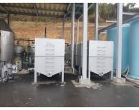 수처리 장비 시스템 제작 수출